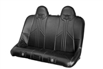 PRO ARMOR REAR BENCH SEAT | UTV PARTS | ACCESSORIES | AFTERMARKET | POLARIS RZR 800 4 | 900 XP4 | ADRENALINE JUNKEE | AJ