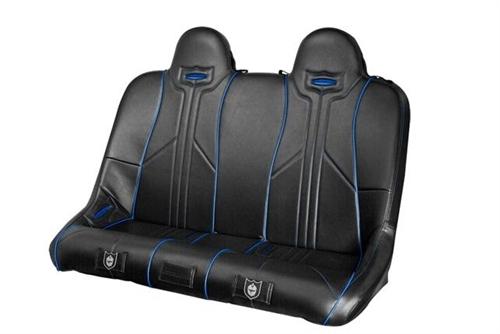 Pro Armor Rear Bench Seat Utv Parts Accessories Aftermarket Polaris Rzr 800 4 900 Xp4 Adrenaline Junkee Aj