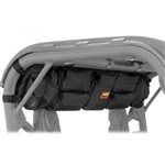 Quadboss UTV Roll Cage Organizer comes in Black or Realtree AP