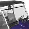 QUADBOSS FULL WINDSHIELD WITH VENTS POLARIS RZR XP 900 | XP4 | 800 | S | 4 | YAMAHA RHINO | ADRENALINE JUNKEE | AJ