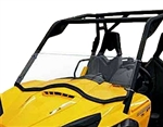 Quadboss UTV Side by Side Half Windshield RZR Rhino Ranger Prowler Mule Teryx Commander