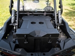 Rear Cooler/Cargo Box | 2014 Polaris RZR XP 1000 | RZR XP4 1000 | Aftermarket | Cargo | Storage | UTV Accessories | Quick Latch And Go System | Perfect for Storing Jackets Blankets Manual Winches Extra Drive Belts | Adrenaline Junkee | AJ