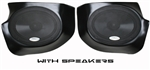 SSV WORKS FRONT KICK PANELS WITH OR WITHOUT SPEAKERS GEN 2 FOR POLARIS RANGER