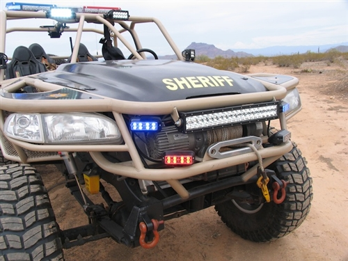 Rigid Industries 50 Inch E Series Led Light Bar Spot Beam And Flood Beam Combo