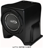 "SSV WORKS SUB BOX FOR 10"" WOOFER WITH OR WITHOUT WOOFER FOR YAMAHA RHINO 