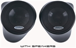 SSV WORKS FRONT KICK PANELS WITH OR WITHOUT SPEAKERS FOR YAMAHA RHINO
