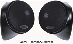 SSV WORKS REAR KICK PANELS WITH OR WITHOUT SPEAKERS FOR YAMAHA RHINO