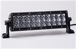 Rigid Industries E-Series 10 inch LED Light Bar | Aftermarket | Accessories | Spot | Flood | White | Amber | Can Am Commander | Maverick | Polaris RZR | Ranger | Arctic Cat Wildcat | Prowler | Kawasaki Teryx | Yamaha Rhino | Mule | Adrenaline Junkee | AJ
