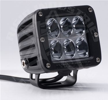 Rigid industries dually d2 led light bar white amber accessories alternative views mozeypictures Choice Image