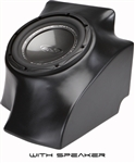 "SSV WORKS SUB BOX FOR 10"" WOOFER WITH OR WITHOUT WOOFER FOR 2008-2012 GEN 2-3 POLARIS RZR 