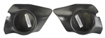 "SSV Works Front Kick Panel 6.5"" Speaker Pods 