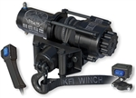 "KFI SE35 lb Winch | Aftermarket | Wide | 3/16"" Synthetic Cable Rope 
