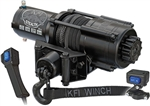 "KFI SE45 4500 lb Winch | Aftermarket | Wide | 15/64"" Synthetic Cable Rope 