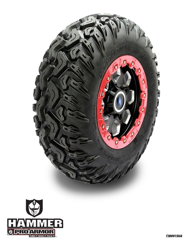 15 Inch Tires >> Pro Armor Hammer 15 Tire 30 X 9 5 X R15