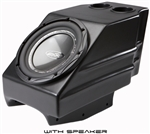 "SSV WORKS SUB BOX FOR 10"" WOOFER WITH OR WITHOUT WOOFER FOR KAWASAKI TERYX 