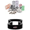 EPI SPORT UTILITY CLUTCH KIT WITH SEVERE DUTY DRIVE BELT 2009-2011 YAMAHA RHINO 700 FI FOR STOCK TIRES 0-3000' ELEVATION ADRENALINE JUNKEE AJ