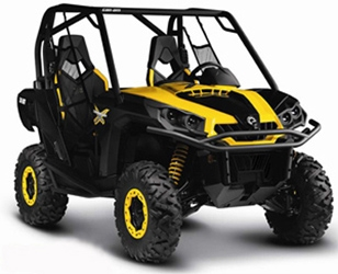 Can-Am Commander Parts & Accessories