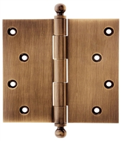 "80103 4"" x 4"" Loose Pin Door Hinge (PAIR)"