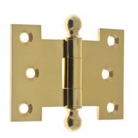 "80253 2-1/2"" x 3-1/2"" Parliament Door Hinge (PAIR)"