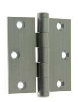 "83030 3"" x 3"" Full Mortise Door Hinge (PAIR)"