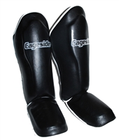 Cageside tank shin guards