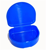 Basic Blue Mouth Guard Case