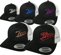 BJJ Belt Rank Hats, Toro, Jiu Jitsu Hats