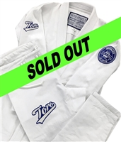Toro Blue Steel 2 bjj gi