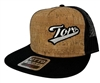 "Toro BJJ ""Cork"" Snap Back Hat"