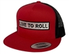 "Toro ""Denim"" Trucker Snap Back Hat"
