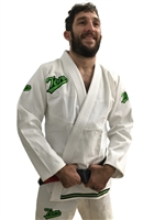 Toro BJJ Gi - east coast 3, 350 gram pearl weave, ultra light, ibjjf legal gi, kimono, white