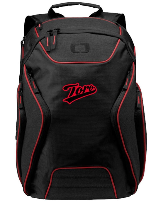 "Toro BJJ ""Hatch"" Back Pack"