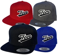 "Toro BJJ Flat Brim ""Snap Backs"""