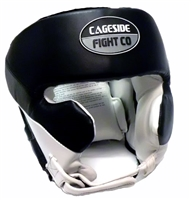 "Cageside ""Defender"" MMA Headgear, leather"