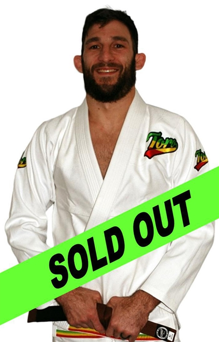 "Toro BJJ ""One Love"" Gi - White"