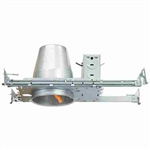 "4"" CyberTech New Construction Air Tight LED Recessed Housing"