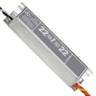 Fulham Workhorse 22 Wh22 277 L 1 Lamp F15t12 277 Volt Instant Start Ballast Factor