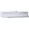 "Broan Economy 30"" 2-Speed Under Cabinet Range Hood 3-1-4"" x 10"" Duct-White"