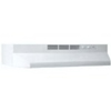 "Broan Economy 36"" 2-Speed Under Cabinet Range Hood Non-Ducted-White"