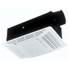 "Broan 70 CFM Bathroom Fan-Heat-Light for 4"" Duct"