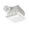 "Broan 50 CFM Economy Bathroom Fan with Light for 4"" Duct"