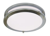 Cyber Tech C15SAT-NS-LED 12 Inch Ceiling Fixture Dimmable LED 15W