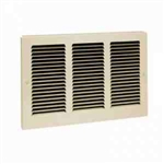 Cadet CMGA Wall Heater Grill for Com-Pak Max Heaters - Almond