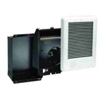 Cadet CSC101W Wall Heater, 1000W 120V Com-Pak Heater Assembly w/Wall Can & Grill - White