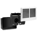 Cadet CSTC402W Wall Heater, 4000W 240/208V Com-Pak Twin Heater Assembly w/Wall Can & Grill - White