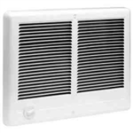 Cadet CTGW Wall Heater Grill for Com-Pak Twin Heaters - White