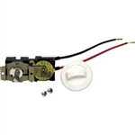 Cadet CTT1W Thermostat Kit 22A Single Pole Heat Only for Com-Pak Series - White