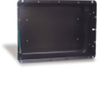 Cadet Recess Can for Wall Mount of SL152TW and SL302TW-Black