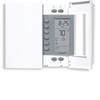 Cadet Single Pole Digital Electronic Programmable Thermostat-White