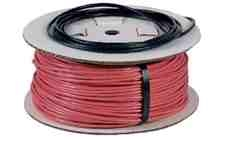 Danfoss 80' Electric Floor Heating Cable 120V